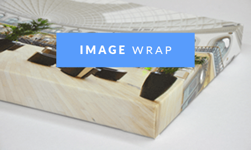 Image Wrap Canvas
