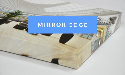 Mirror Edge Canvas